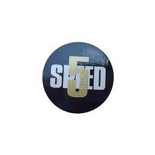 60-3748 - 5 SPEED DECAL