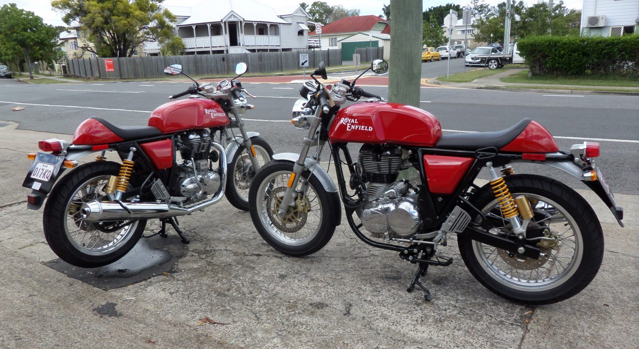 ROYAL ENFIELD MODELS
